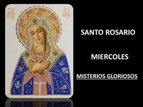 El Rincon de mi Espiritu: EL SANTO ROSARIO  - MIERCOLES -  MISTERIOS GLORIOS...
