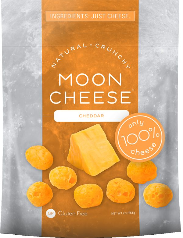 Keto (snack) : Cheddar Moon Cheese (Sold in QFC -- 78 calories, 0 carbs, 5g Protein, 4g Fat)