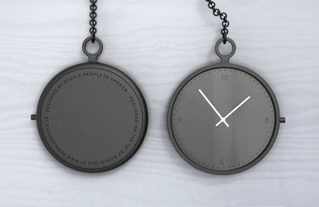 Pocket watch by PEOPLE PEOPLE