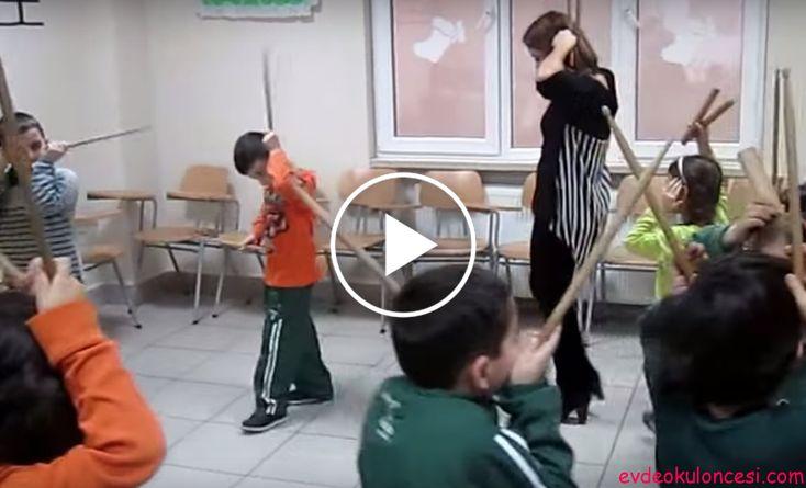 Ritim ve Baget Dansı - Orff Eğitimi