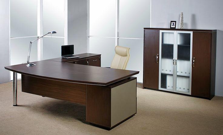 meja kerja kantor modera
