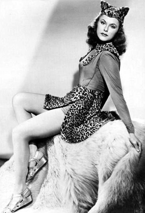 LINDA STIRLING SIGNED PHOTO - THE TIGER WOMAN for sale