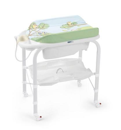 CAM Cambio  — 7363р. ------------------------------------------- Пеленальный стол Cambio оранжевый Cam (Кам) — отличное решение для небольших ванных комнат. Модель компактна, устойчива, надежна и легка в пере...