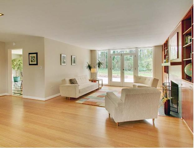 Bamboo Flooring Hardwood Home Maple