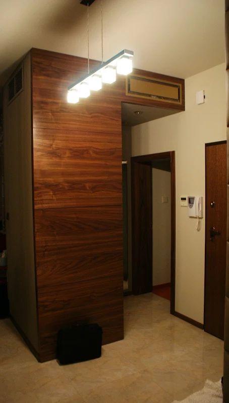 Zdjęcie: Zabudowa panelowa ściany