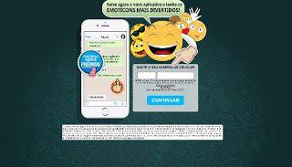 Free download softweare: Baixe novos emoticons para WhatsApp!