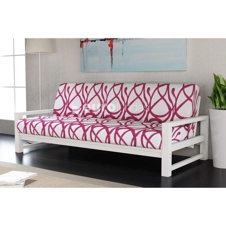 El modelo Ainara para fundá de sofa cama clic clac es la ultima incorporación a nuestro catalogo, con un diseño moderno en diferentes colores y confeccionada con tejido elástico.