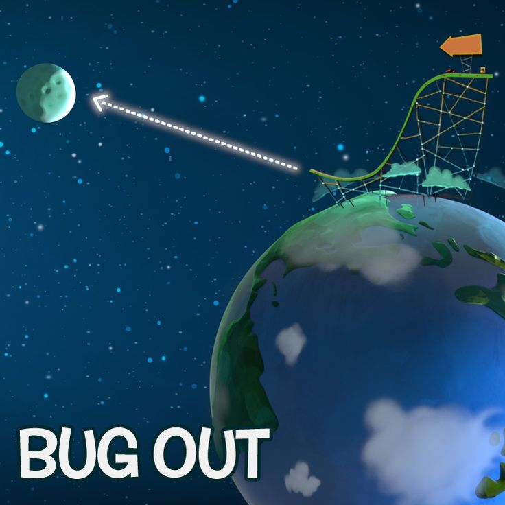 Meme and funny quotes #backtothemoon #bugsted