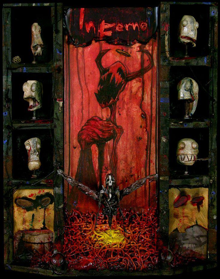 HellBox by MisterBlackwood.deviantart.com on @deviantART