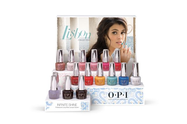 """Preview OPI Launches Lisbon Collection for Spring-Summer 2018    Hello sweeties! How are you today? I'm super excited because I have super good news for all the nail polish lovers! OPI will soon be launching the Lisbon Collection for Spring / Summer 2018 in Switzerland!! The colours are sooooopretty! Take a look at this preview.  OPI Blends Traditional Heritage with Modernism in  NEW Lisbon Collection for Spring 2018  """"This spring travel to one of Europes most colorful and enchanting cities…"""