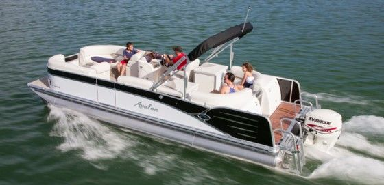 Avalon Pontoon Boats | 10 Top Pontoon Boats: Our Favorites - Articles - boats.com
