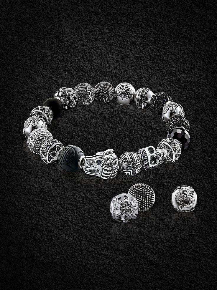 Karma Beads for men – Jewellery - THOMAS SABO