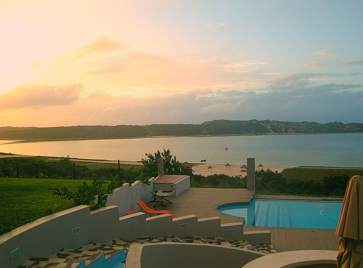 Praia do Cossa Luxury Mozambique Resort Bilene.