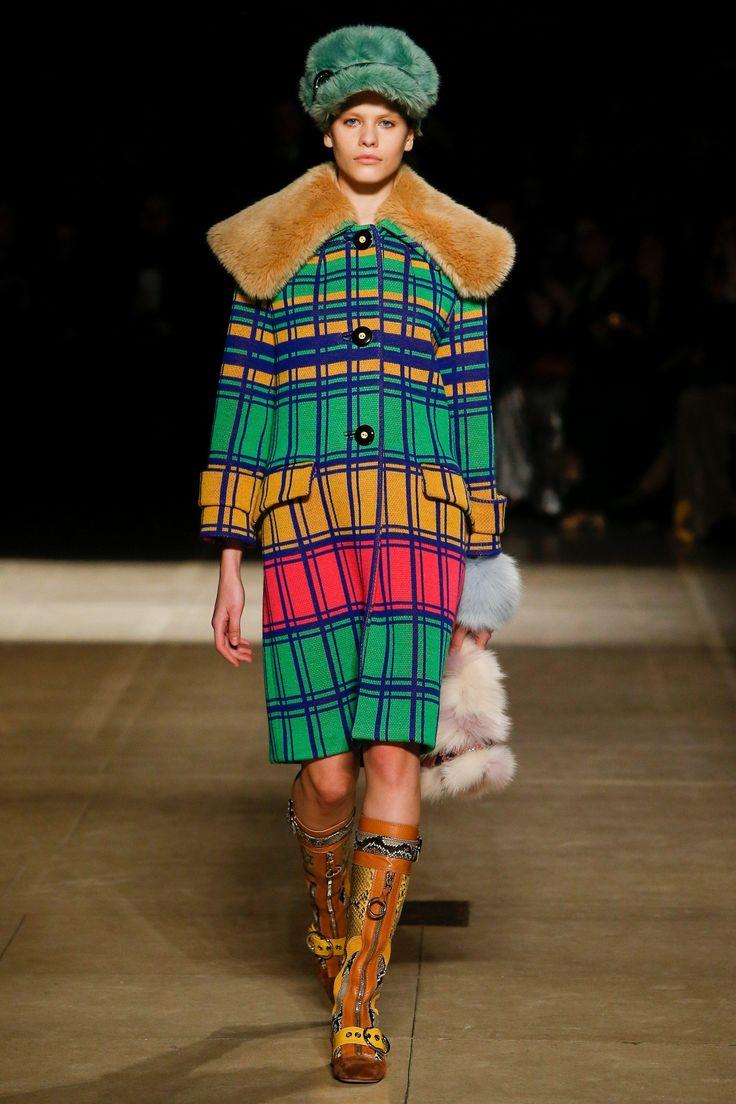 Miu Miu Fall 2017 Ready-to-Wear Collection Photos - Vogue
