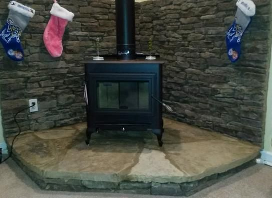 Englander 1,800 sq. ft. Wood-Burning Stove - 87 Best Property Images On Pinterest Plywood Floors, Planks And