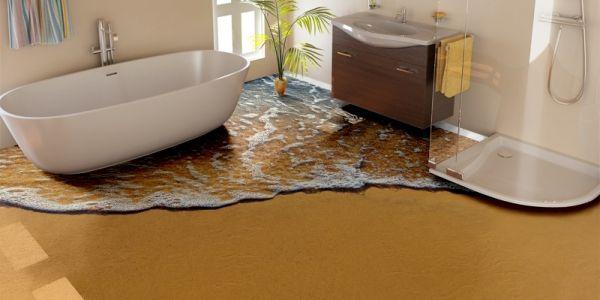 Murafloor Custom Printed Flooring, Bespoke Vinyl Flooring & Floor Murals