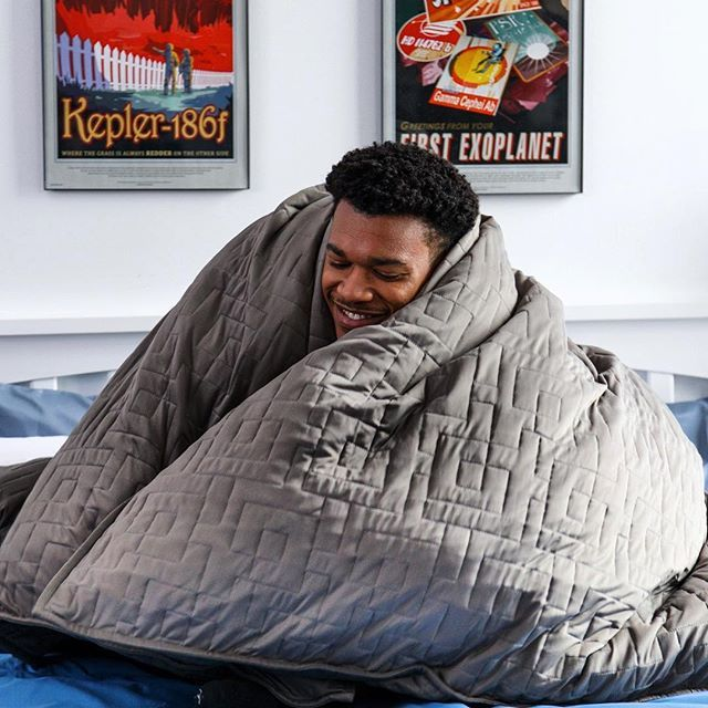 Gravity Blanket Gravityblankets Instagram Photos And Videos Blanket Weighted Blanket