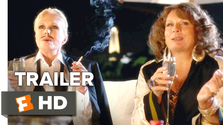 Absolutely Fabulous: The Movie Official Trailer #1 (2016) - Joanna Lumle...
