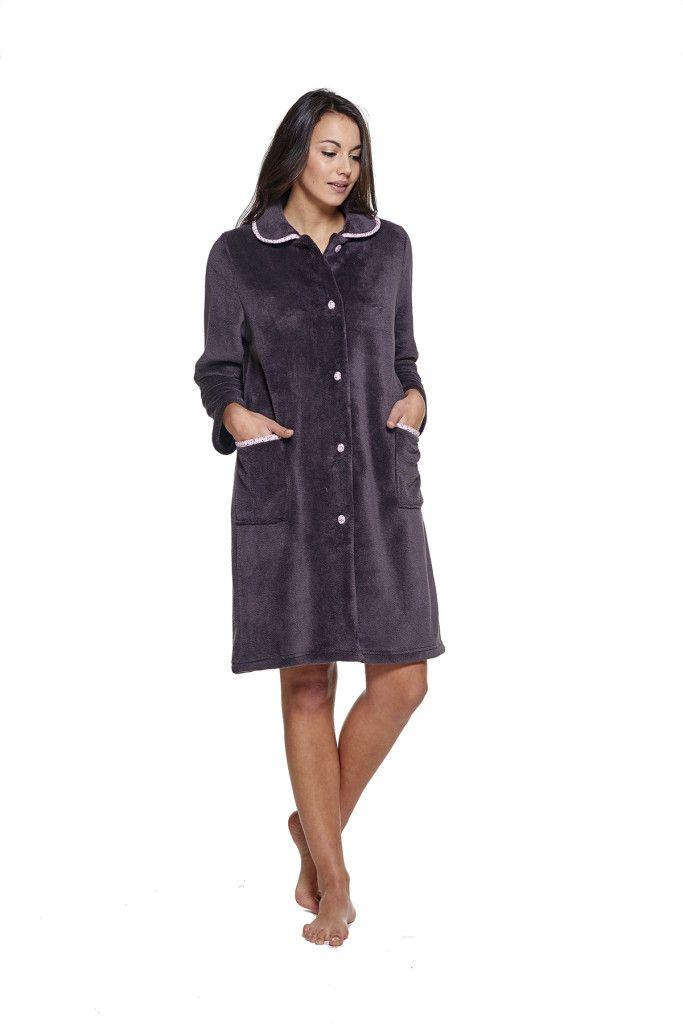 rebajas en moda íntima bata para mujer otoño invierno belty