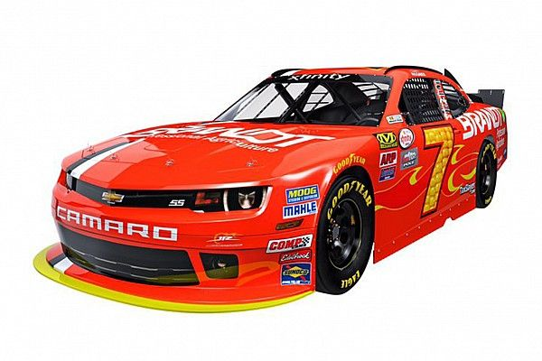 Justin Allgaier To JR Motorsports in 2016. See the new paint scheme here https://racingnews.co/2015/10/29/justin-allgaier-to-jr-motorsports-in-2016/ #jrmotorsports