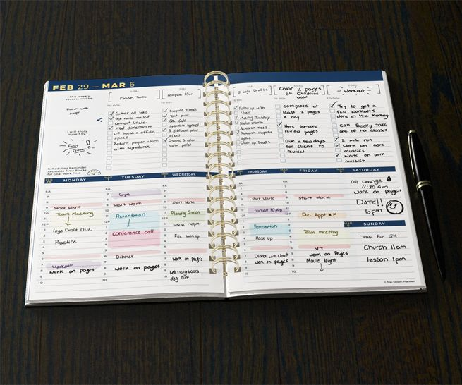 25 unique daily agenda ideas on pinterest to do list notebook agenda printable and planner. Black Bedroom Furniture Sets. Home Design Ideas