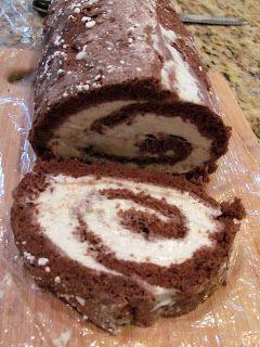 Old Fashioned Ice Cream Roll Recipe