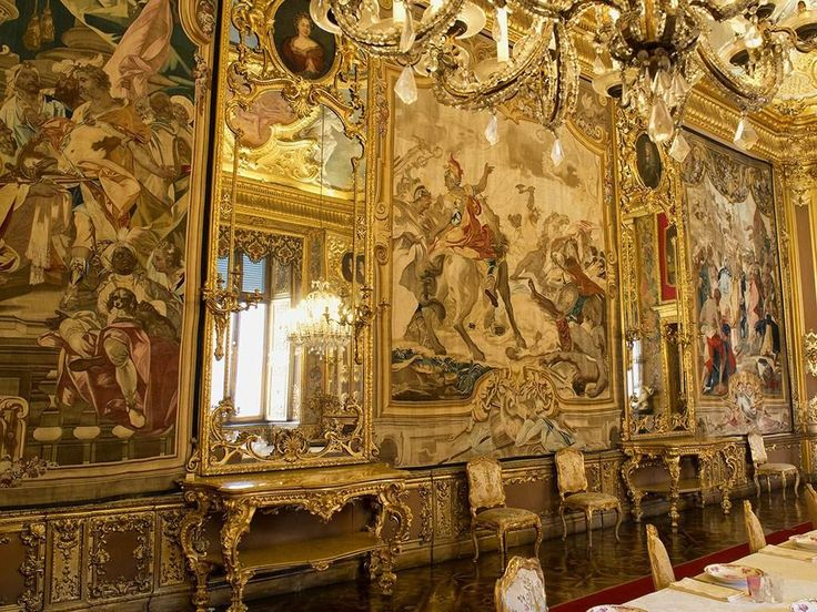 17 Best Images About Baroque Interiors And Architecture On