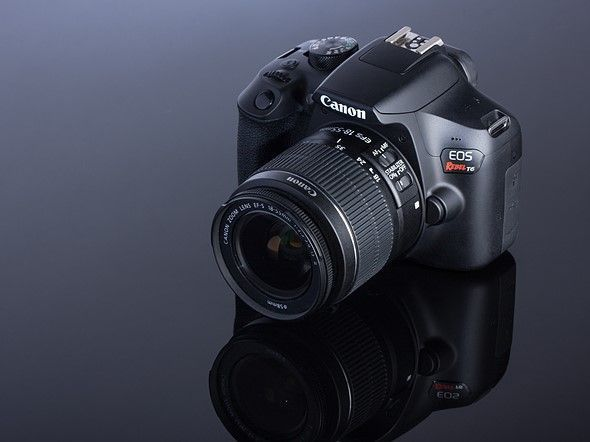 The price is right: Canon EOS Rebel T6 / 1300D Review: Digital Photography Review