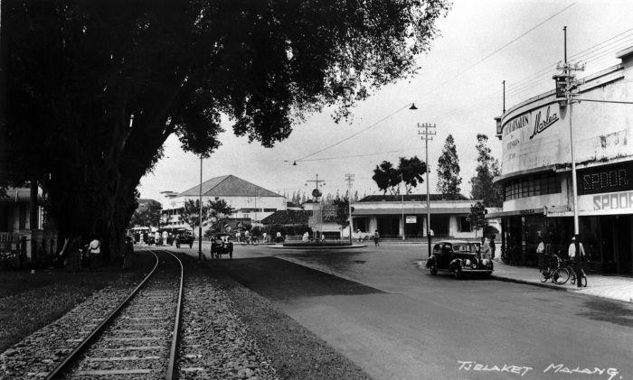Dutch Memories in Malang City   Malang City