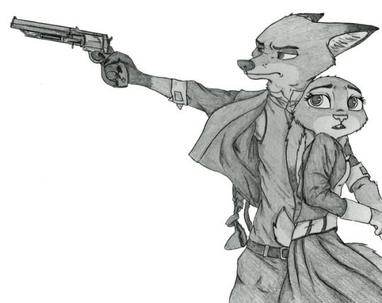 ZOOTOPIA : The sequel