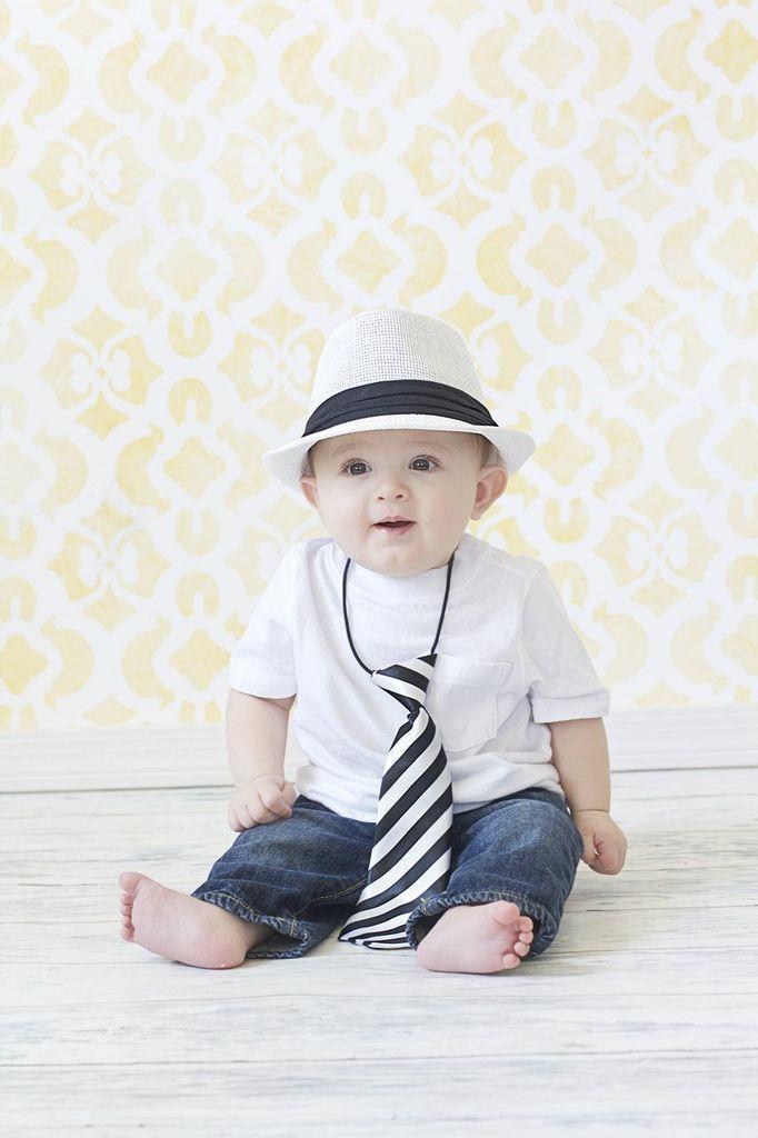 Fedora Hat Straw Classic White