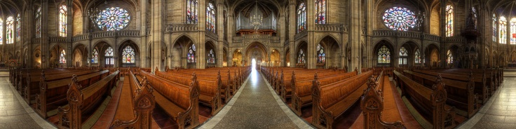 Speyer Gedächtniskirche - wow in 360°