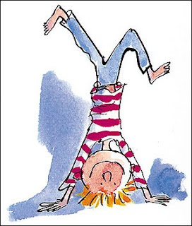 George's Marvellous Medicine by Quentin Blake