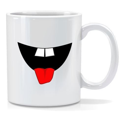 Tazza personalizzata Funny face 1