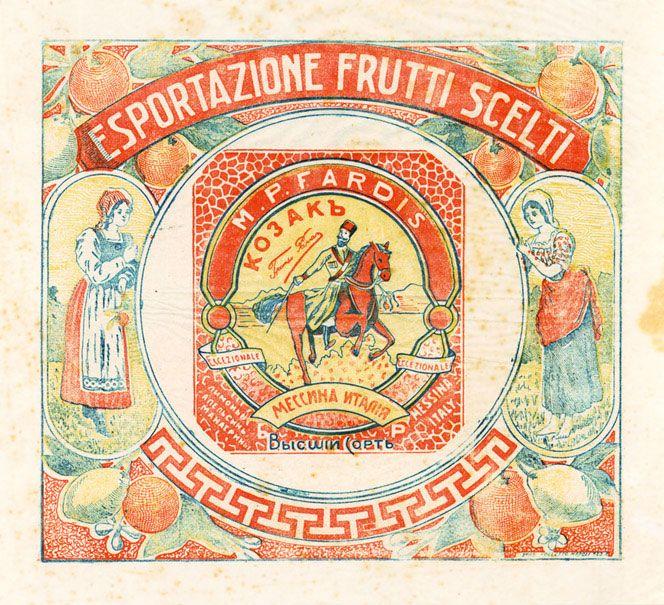 """Scacchetti"": beauty wrapped around Sicily's citrus fruit | Italian Ways"