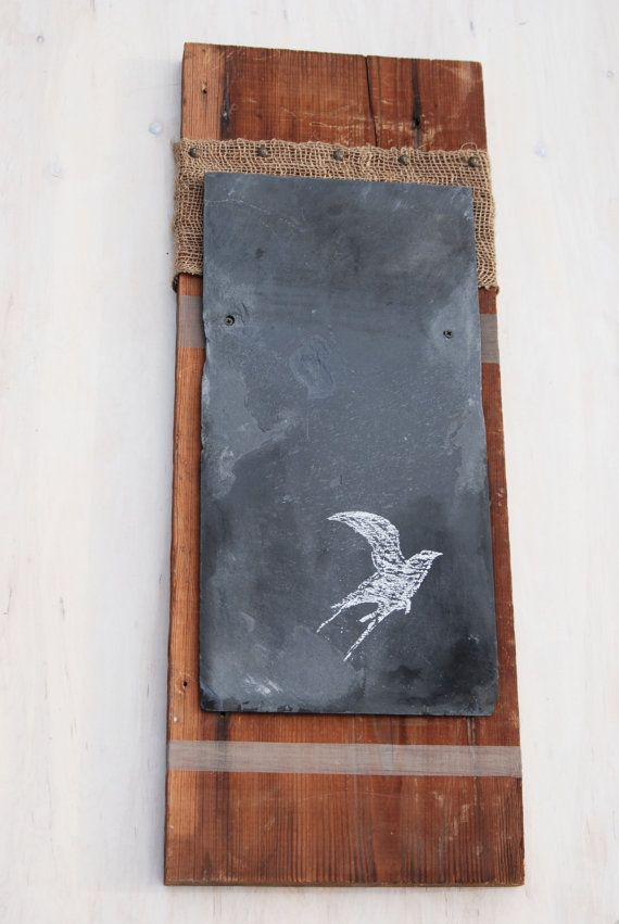 The Clara reclaimed wood and slate roof tile by FoundNation