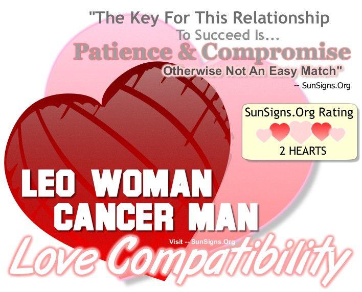 Kræft Mand Leo Kvinde Ægteskab