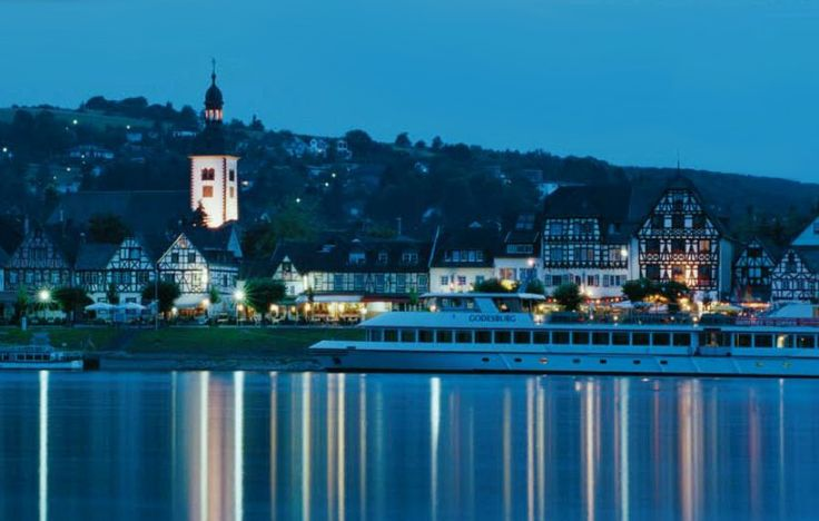 Bad Breisig (Ahrweiler) RP DE