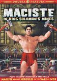 Maciste Against Hercules in the Vale of Woe/Maciste in King Solomon's Mines [DVD]