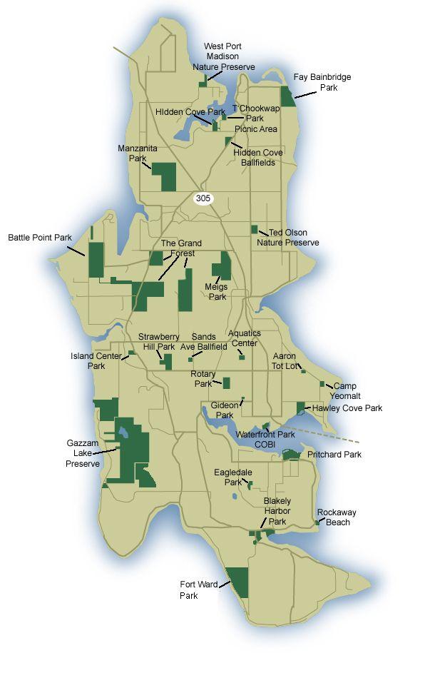 Washington State Island Vacation Rentals