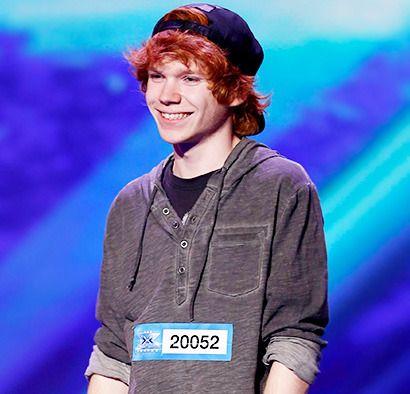 Chase Goehring xx I freakingg love him xxxx he reminds me of a mini ed sheeran