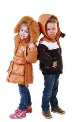 Зимние куртки, комбинезоны, брюки
