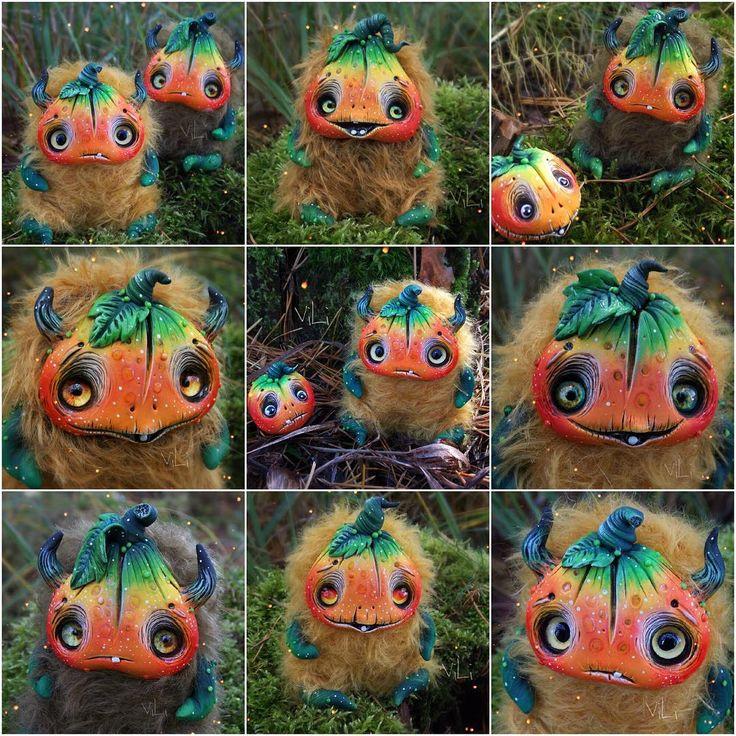 🎃Meet new art dolls pumpkins! Kids looking for a house. ➡️ https://www.etsy.com/ru/shop/ToysFromVili?ref=hdr_shop_menu ☺️🙏Как и обещала. Знакомьтесь с новыми Тыквиками! 🎃🎃🎃Эмоциональные, харизматичные, яркие звери в поисках дома! Присмотритесь к ним. Возможно для кого то из них Вы и есть тот самый ОСОБЕННЫЙ Человек, которого каждый из них терпеливо ждёт=) (по вопросам одомашнивания пишите в Директ или заходите в ВК)