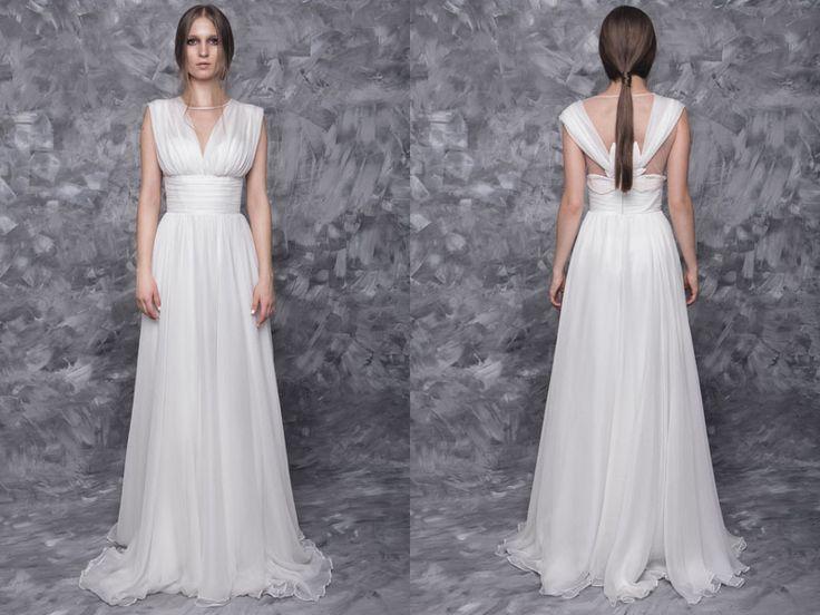 Chloé Ligia Mocan S/S 16 Bridal Collection