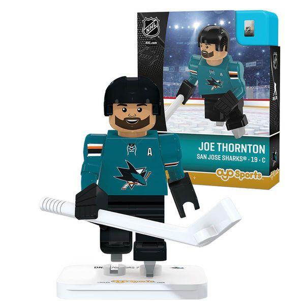 Joe Thornton San Jose Sharks OYO Sports Player Figurine