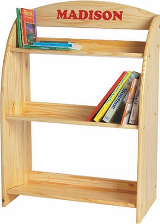 Slanted Shelf Bookcase Plans Woodworking Projects Plans
