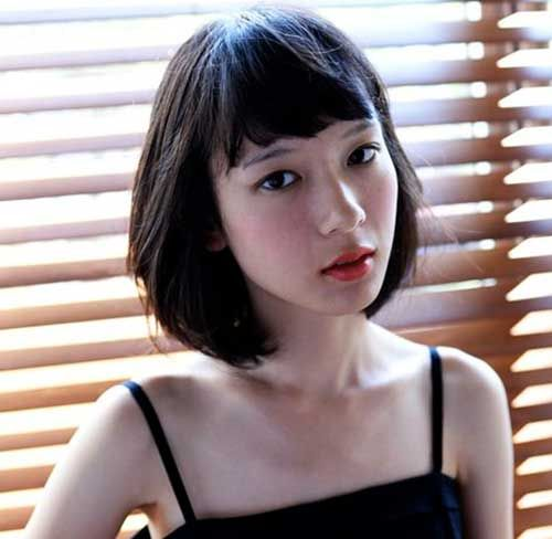 Prime 1000 Ideas About Asian Short Hairstyles On Pinterest Haircut Short Hairstyles For Black Women Fulllsitofus