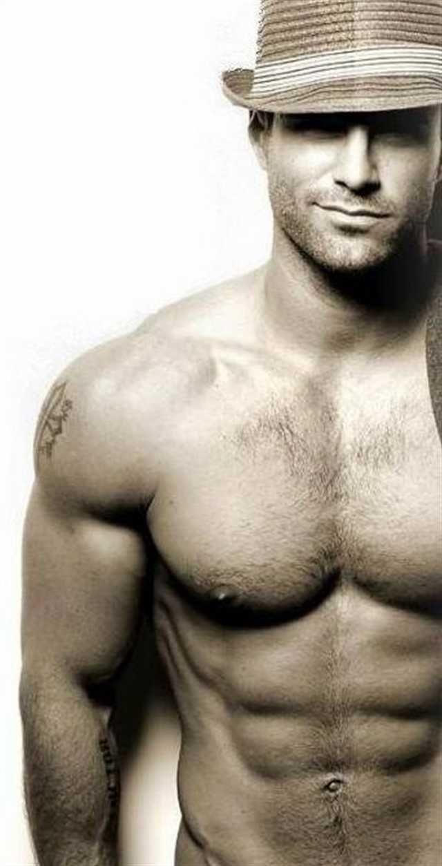 sexy men; hot men; male model; eye candy for women; romance novel art; photography; smile; hat; muscles; tattoo; lovers