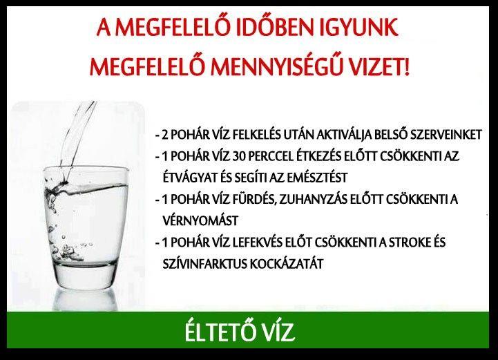 Víz | Socialhealth