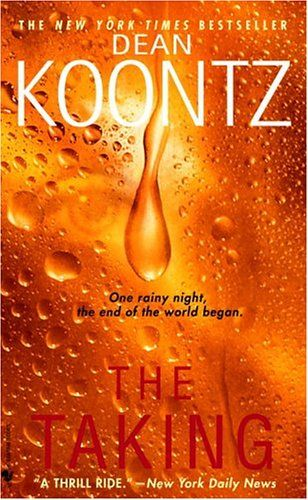 Absolute favorite Dean Koontz book! The ending is just....wow....really makes you think.